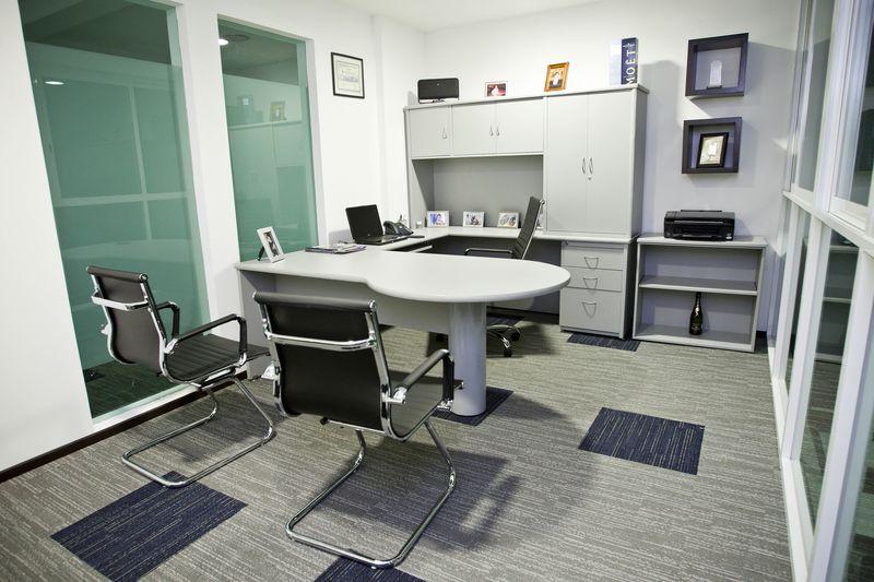 Oficinas ejecutivas circulo condesa for Concepto de oficina moderna